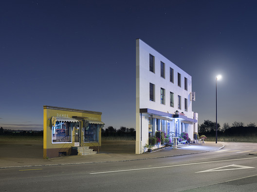 facades_p_17_zgr What if it's All a Front? Zacharie Gaudrillot-Roy Reimagines Buildings as Isolated Facades Architecture
