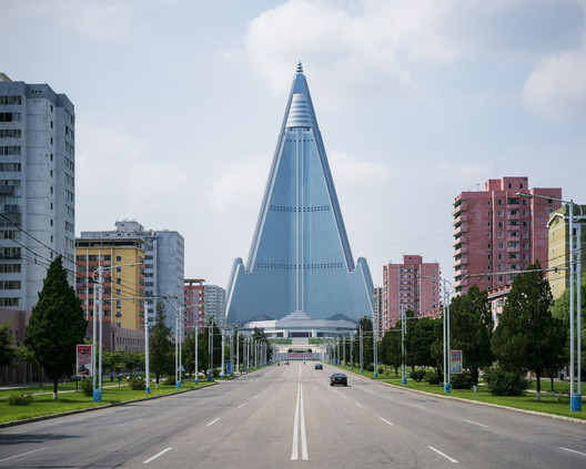Ryugyong_Hotel._Image_%C2%A9_Raphael_Olivier History's Most Notorious Unfinished Buildings Architecture