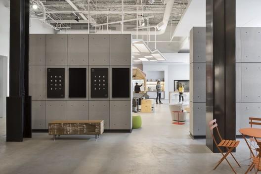 O_A_MicrosoftEC_1 Microsoft Envisioning Center / Studio O+A Architecture