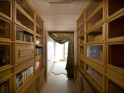 House Savukvartsi / Honkarakenne. Image courtesy of Honkarakenne