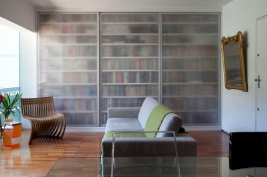 Apartamento Santos Dumont / Ateliê de Arquitetura. Image © André Nazareth