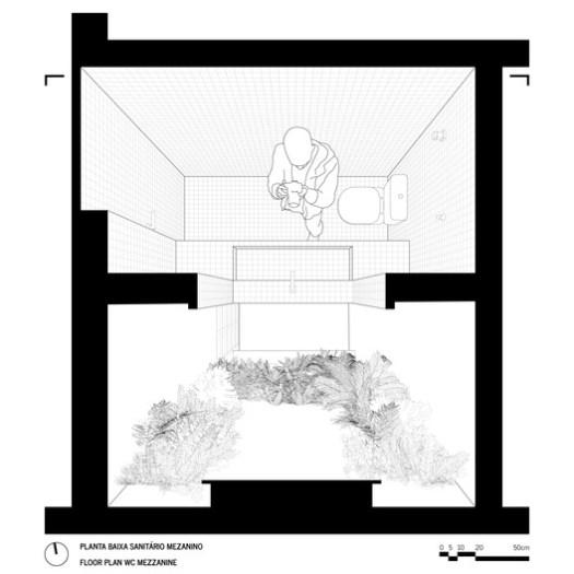 Bathroom Mezzanine