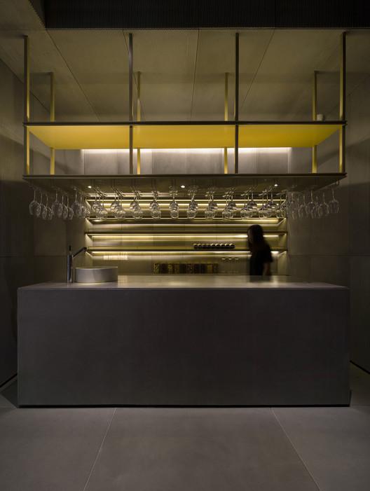 04%E5%90%A7%E5%8F%B0bar Chuan's Kitchen / INFINITY NIDE Architecture