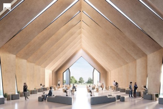 Courtesy of MIT Mass Timber Design