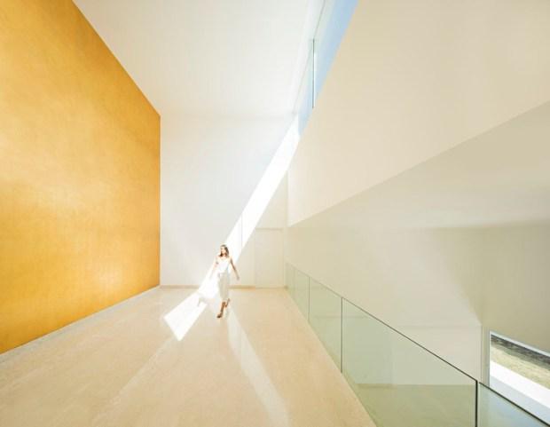 Domus Aurea / Alberto Campo Baeza + GLR Arquitectos. Image © Javier Callejas