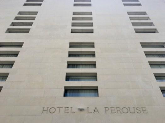 Hotel La Perouse. Image © Niall Patrick Walsh