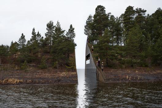 Memory Wound / Jonas Dahlberg. Image © Jonas Dahlberg