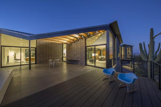 1 Casa De Plegado / Rob Paulus Architects Architecture