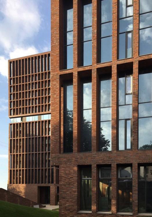 Ego House / Sergey Skuratov Architects. Image Courtesy of Sergey Skuratov Architects