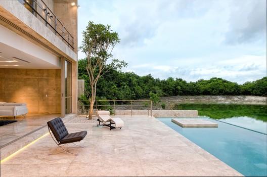 Cancún House Studio Francisco Elías Architectural