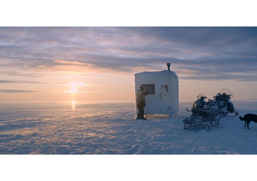 Norway. The Human Shelter. Image Courtesy of Boris Bertram