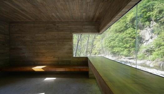 Tearoom Interior. Image © Qili Yang