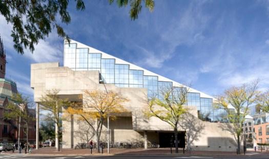 Gund Hall. Image Courtesy of Harvard University