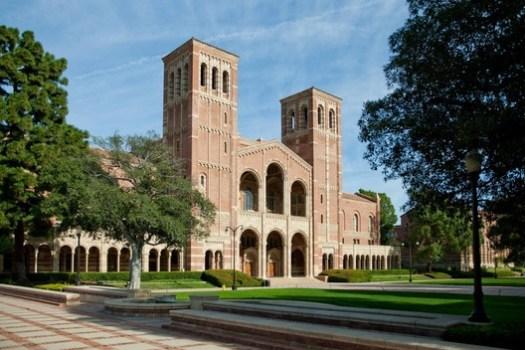 UCLA. Image Courtesy of University of California-Los Angeles