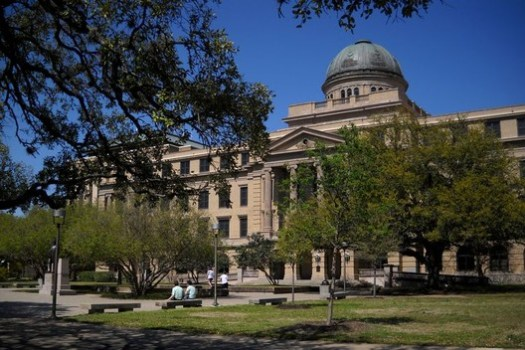 Texas A&M University. Image Courtesy of Texas A & M University-College Station