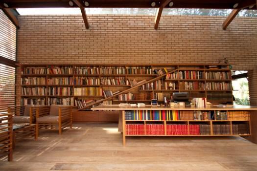 Cotia Library Garden / IPEA. Image © Dalton Bertini Ruas