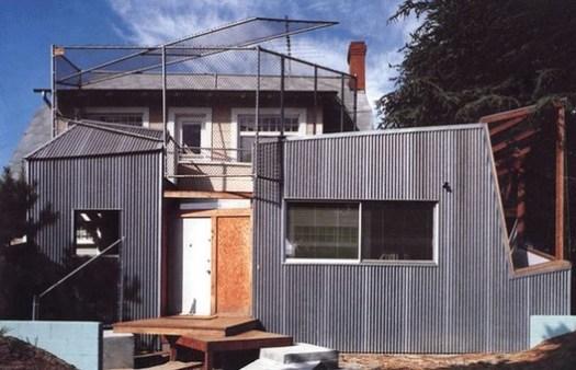 Gehry Residence. Image via netropolitan.org