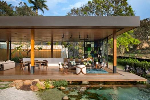 OF House / Studio Otto Felix. Image © Denilson Machado