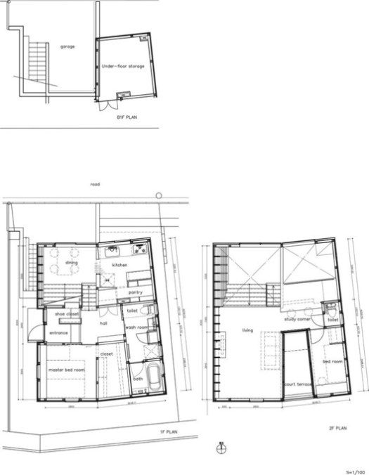 Cortesía de Shinsuke Fujii Architects
