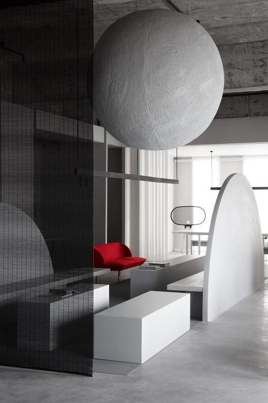Leisure Reception Area. Image © Ouyang Yun