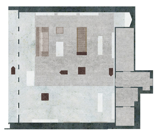 Entrance level plan