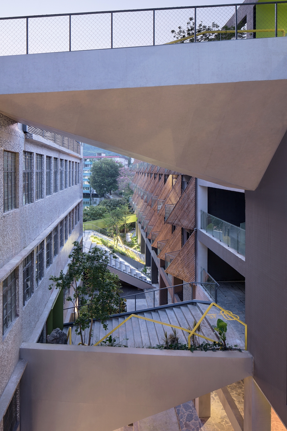 Gallery Of Tianhe Youth Commune O Office Architects 12