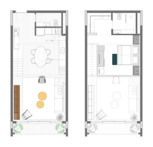 Floor Plans After