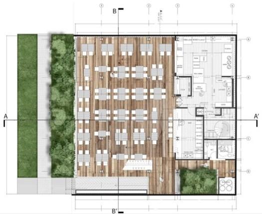 via PLASMA NODO + Llano Arquitectos