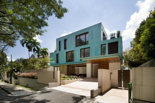 The Green House / K2LD Architects. Image © Jeremy San