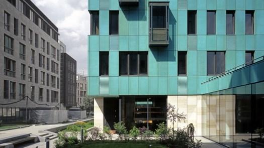 Cooper House / Sergey Skuratov Architects. Image Cortesia de Sergey Skuratov Architects