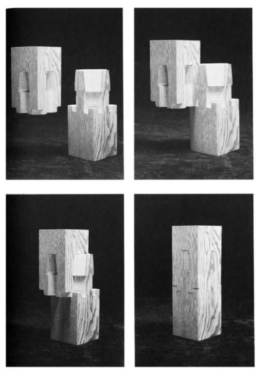 <a href='https://www.plataformaarquitectura.cl/cl/02-369472/en-detalle-especial-los-ensambles-de-madera-en-la-arquitectura-japonesa-tradicional'>Ensambles de madera en la arquitectura japonesa tradicional</a>. Image Cortesía de Torashichi Sumiyoshi y Gengo Matsui