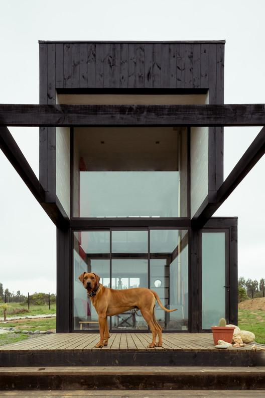 7 BL 2 House - Hammer Cabin / UMWELT Architecture