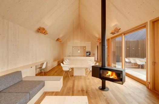 Cortesía de KÜHNLEIN Architektur
