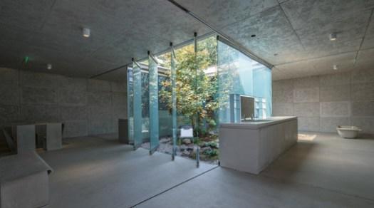 Interior Space. Image © Fangfang Tian