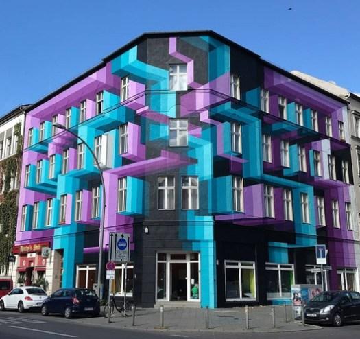 Urban Nation, Berlin. Image © Mr. June