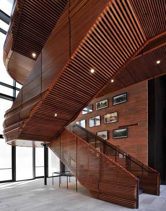 The Owsley Brown II History Center (Louisville, Kentucky) / de Leon & Primmer Architecture Workshop