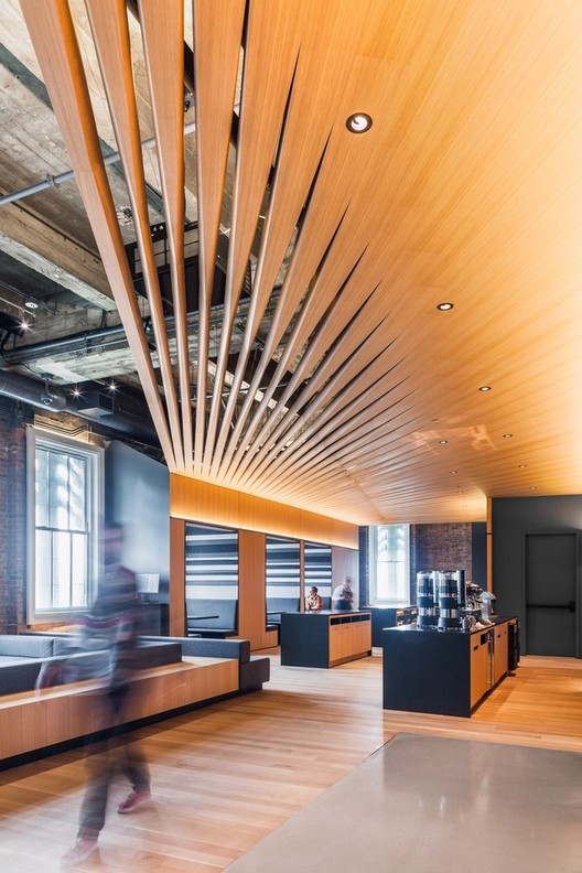 Bloomberg Tech Hub (San Francisco, California) / IwamotoScott Architecture