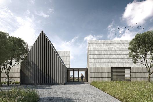Georgica Cove (East Hampton, New York) / Bates Masi + Architects