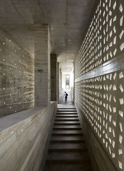 CP-B_C-AularioUDEP-0706 Barclay & Crousse's University of Piura Edificio E in Peru wins the 2018 Mies Crown Hall Americas Prize Architecture