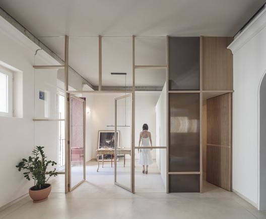 180911_Ideo_Arq_Reforma_Noviciado_002 House in Palacio / Ideo arquitectura Architecture