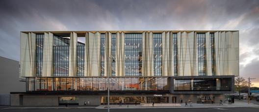 Tūranga Library, Christchurch. Image © Adam Mørk