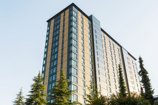 University of British Columbia's Brock Commons, designed by Acton Ostry Architects Inc.