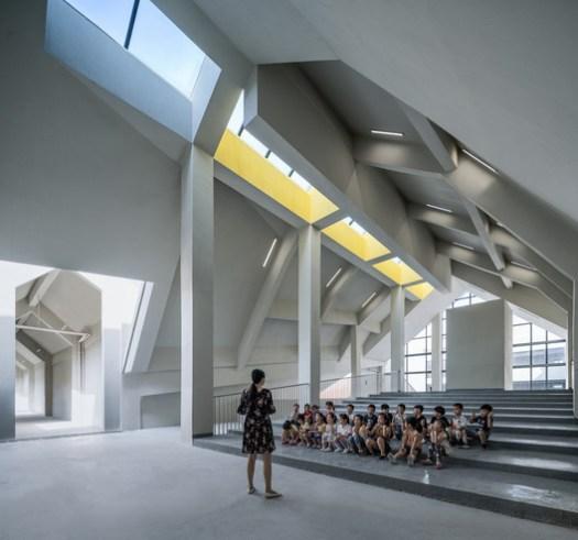 Roof Theatre. Image © Qingshan Wu