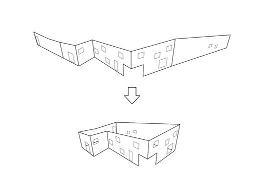 Developed Facade