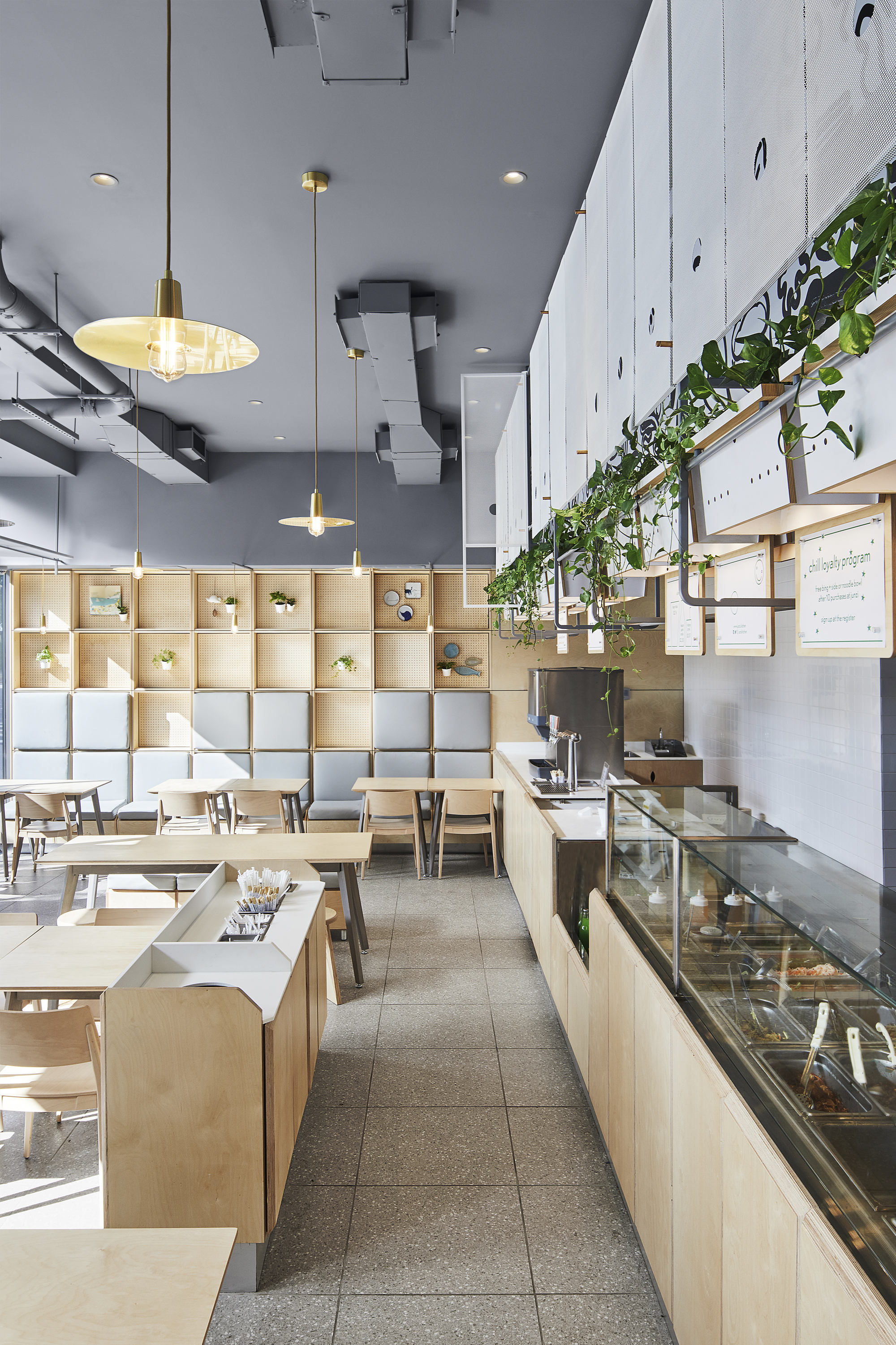 Junzi Kitchen Columbia University Xuhui Zhang Archdaily