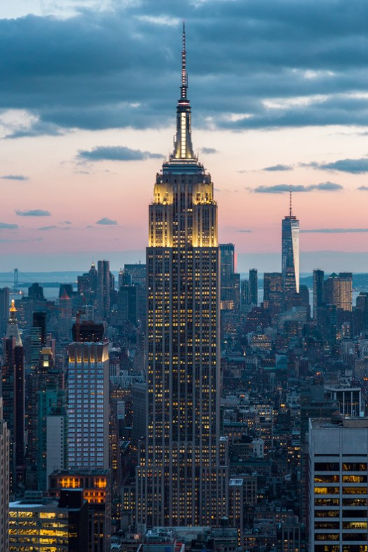 Empire State Building / Shreve, Lamb & Harmon