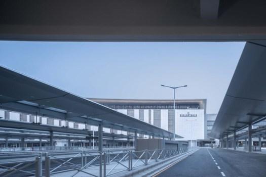 Macao Port. Image © Feng Shao