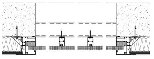 Dibujo estándar sistema AIRTP. © Danpal
