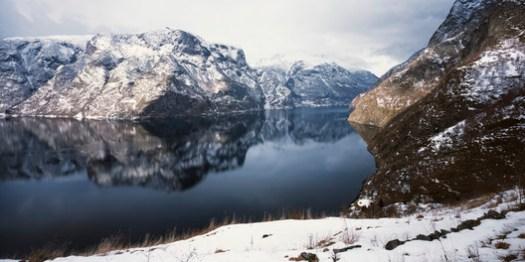 Aurlandsfjord, Norway. Image © Erieta Attali