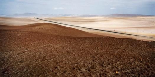 Paracas National Reserve, Peru. Image © Erieta Attali
